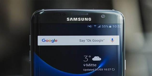 Galaxy S7 için yeni güncelleme yayınlandı!