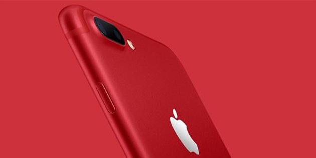 Kırmızı iPhone 7 Plus'ın ilk kutu açılış videosu geldi!