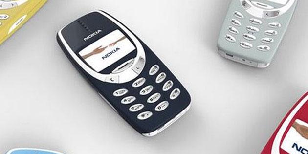 2017 model Nokia 3310 çıkış tarihi ve fiyatı!