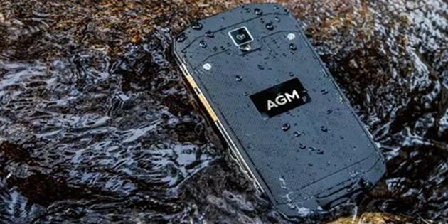 Dünyanın en sağlam Android telefonu: AGM A8!