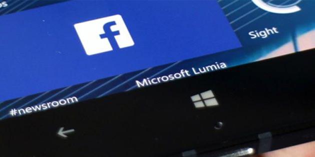 Windows Phone sahiplerine Facebook şoku!