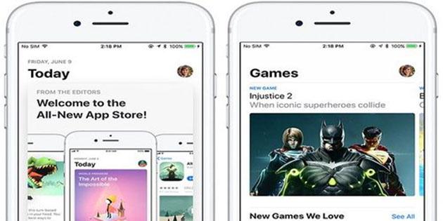 iOS 11'de yeni klavye hatası!