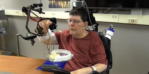 Felç Hastalarına Umut Işığı Olacak Robotik Sistem!