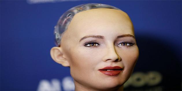 Bir robota vatandaşlığı ilk o ülke verdi